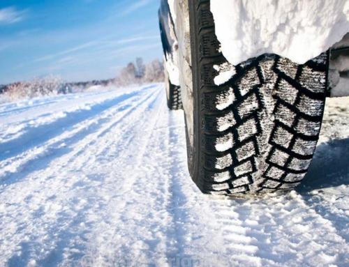 Quando montare le gomme invernali?